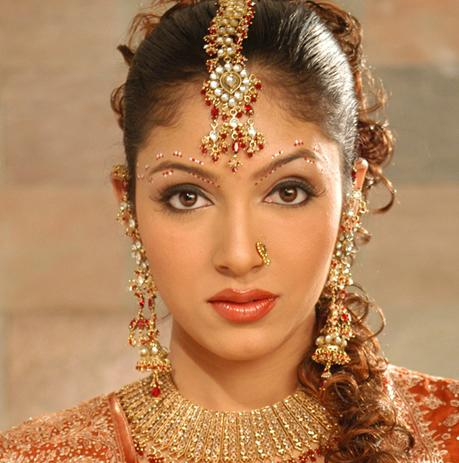 Indian Bridal Makeup Indian Bridal Hairstyle Indian Wedding Makeup