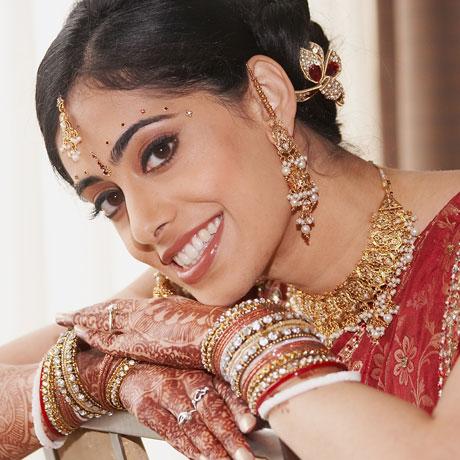 Indian Bridal Makeup Indian Bridal Hairstyle Indian Wedding Makeup